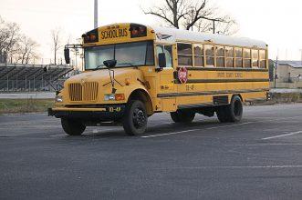 אוטובוס להסעת ילדי בית הספר