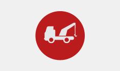 לוגו של רכב גרירה וחילוץ